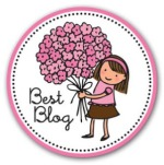 Premio Best Blog Adward